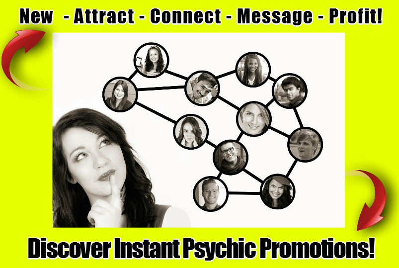 connect message profit - professional Psychics go her