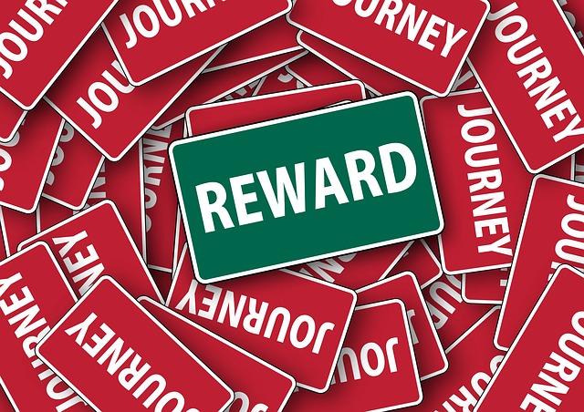 reward - claim your bonus items now today!