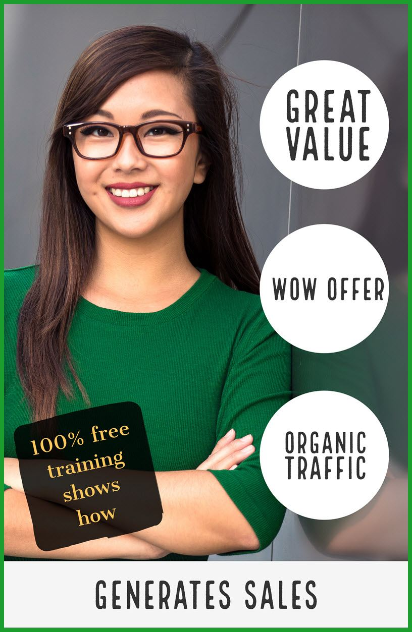 Generate Sales With Organic Traffic