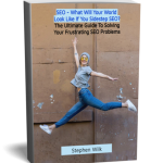 SEO -What Will Your World Look Like If You Sidestep SEO? - Stephen Wilk