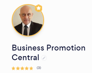 Stephen Wilk -Business Promotion Central _ 5 star review SEO