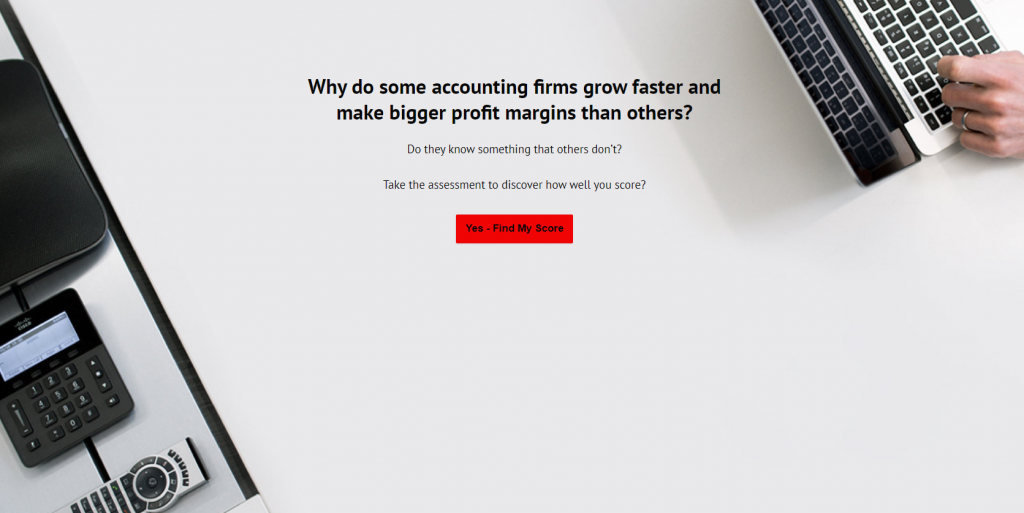 some accounting firms grow faster - assessment