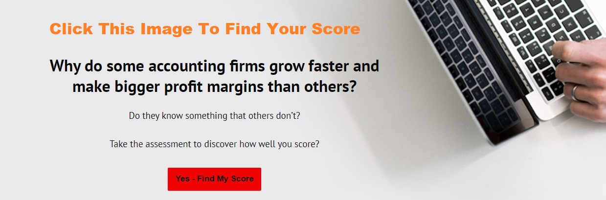 What score will your Accountancy practice get in this short assessment?